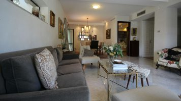 Architect Renovated Apartment In The Best Rehavia Location